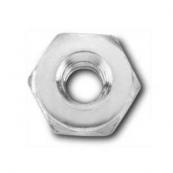 015008 10-32 HX NUT STEEL