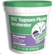 1.5 LB. PLASTER ACCELERATOR         WE NOW HAVE 3LB    (ITEM ACC3)