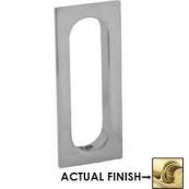 222B3 FLUSH DOOR PULL       IVES NB