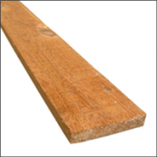 """1X6-6' WRC #2 NO-HOLE FENCE (ACTUAL THICKNESS = 5/8"""")"""