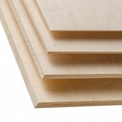 "4X8-1/4"" BIRCH V.CORE PLYWOOD   