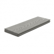 TREX SELECT 1X6-12 PEBBLE GREY [GROOVED]