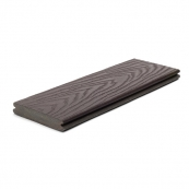 TREX SELECT 1X6-12 WOODLAND BRN. [GROOVED]