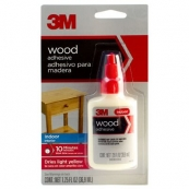 18020 1.25oz 3M WOOD ADHESIVE