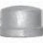 1/2 GALV MALL CAP