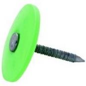 1 IN PLASTIC CAP 2000CT