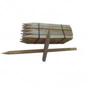 "2X2X24"" OAK SURVEY STAKE        