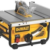 DWE7480 COMPACT TABLE SAW 10IN