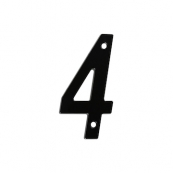 238-667 HOUSE NUMBER 4IN BLK #4