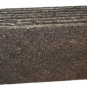 "4""X10' FIBERED EXPANSION JOINT  