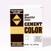 CEMENT COLOR 1LB LP GREEN