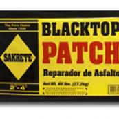60 LB BLACKTOP MIX               56 BAGS PER SKID                 40 BAGS PER SKID  AS OF 6/15/16