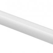 820-126 6'CLOSET ROD WHITE 2MM