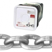 """018-4516 CAMPBELL 5/16""""HIGH TEST CHAIN 60FT ROLL"""