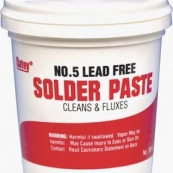 30013 4OZ OATEY FLUX PASTE LEAD
