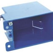 B114R-UPC 1GANG 14CU OLD WORK PVC SWITCH BOX