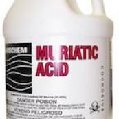 MA-1 MURIATIC ACID 1GAL          ! HAZMAT #UN-1789,8,II(MURIATIC) * 32% / 20 BAUME