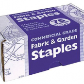 815 FABRIC & GARDEN STAPLES 75PK