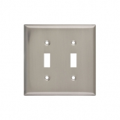S805952 DBL SWITCH PLATE US15