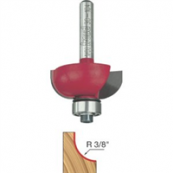 ROUTER BIT COVE 1/4S X 1-1/4D STOCKED IN SILVER SPRING AND GAITHERSBURG ONLY