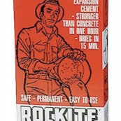 **10006 5LB ROCKITE CEMENT BOX