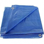MT-1620 16X20 BLUE POLY TARP