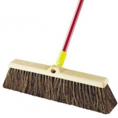 00526 RGH SWEEP PUSHBROOM 18""