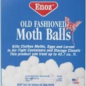 ** MOTH BALLS - 1LB