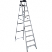 AS4008 8'ALUM STEPLADDER TYPE-I