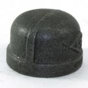 1/2 BLK MALL CAP