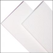 VERSATEX 3/8-4'X10' PVC SHEET