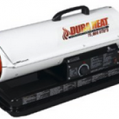 DFA75T 75K BTU FORCED AIR HEATER