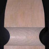 4x4x7 GOTHIC POST µCA-C .15 GC