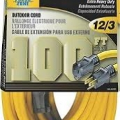 OR500835 EXT CRD 12/3X100FT YLLW