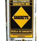 SAKRETE 80LB CONCRETE MIX        42 BAGS PER SKID