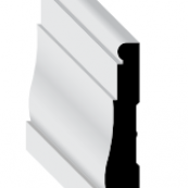 """2-1/4"""" x 11/16"""" BEADED CASING WM-376P; FINGERJOINT PRIMED; SOLD IN 7' AND 14' LENGTHS ONLY; DC-98"""