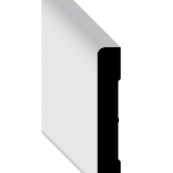 """2 1/2"""" x 11/16"""" SANITARY CASING WM-452P; FINGERJOINT PRIMED; THIS IS THE THICK PROFILE!"""