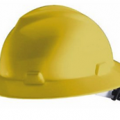 10012177 FULL BRIM HARD HAT YLLW