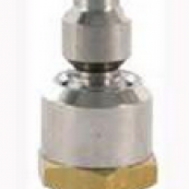 "1/4""MPT INDUSTRIAL SWIVEL PLUG
