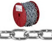 072-2957 CAMPBELL 2/0 PASSING LINK CHAIN 50FT ROLL