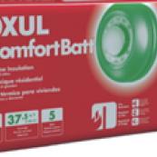 """ROXUL COMFORTBAT R23-23"""" 5.5"""" TH [5 BATTS/PER BUNDLE, 37.5 SQFT]"""