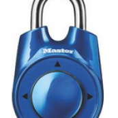 SPEED DIAL COMBO MASTER LOCK   Model Number: 1500ID