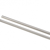 840-181 CLSET ROD 30-48IN STN NK