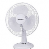 3SPEED OSC TABLE FAN 12IN
