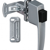 178-400 ALUM  PUSH BUTTON LATCH