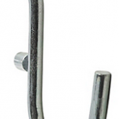 180-646 CURVED HOOK 1.5'GALV