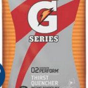 33690 6GAL.GATORADE FRUIT PUNCH