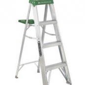 AS4004 4'ALUM STEPLADDER TYPE-II