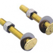 PP835-17 TOILET BOLTS 5/16X2-1/4