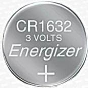 ECR1632BP 3V COIN CELL ENERGIZER BATTERY